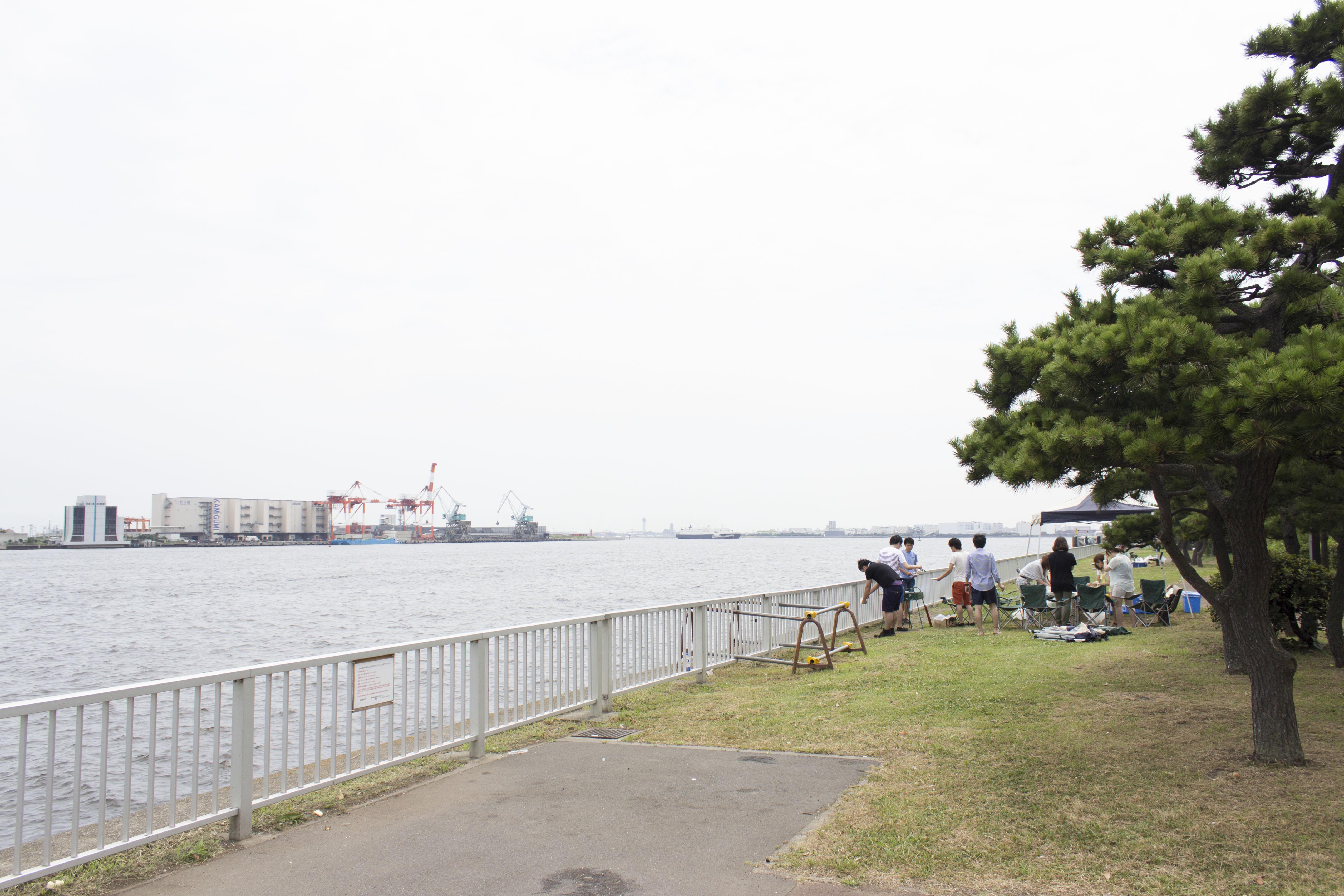 暁ふ頭公園2