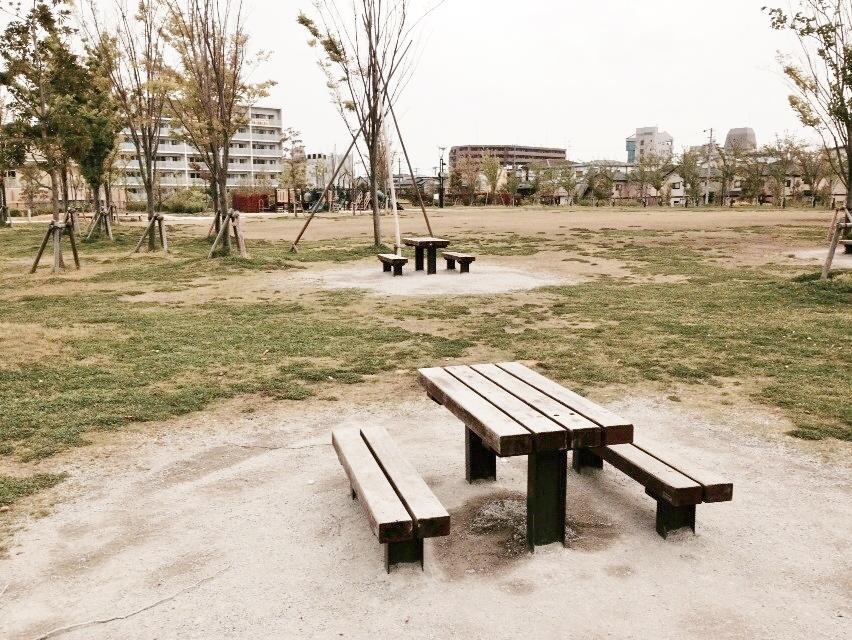 広尾防災公園1