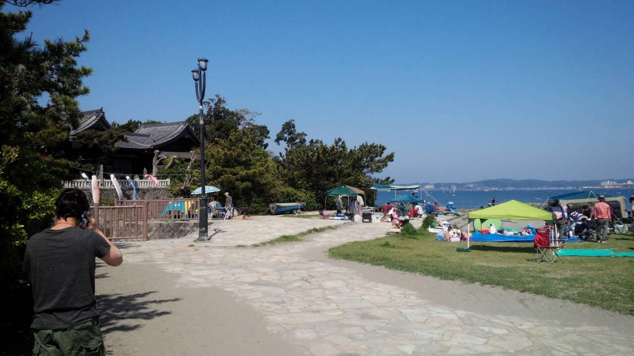 森戸海岸1