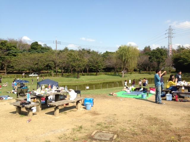 大泉さくら運動公園2