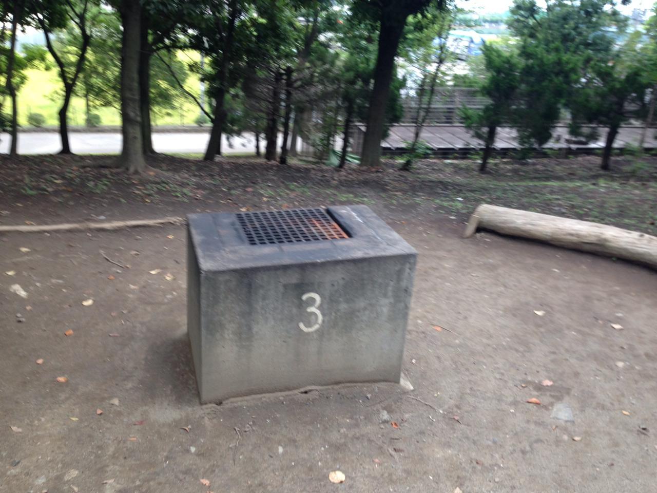 草加公園1