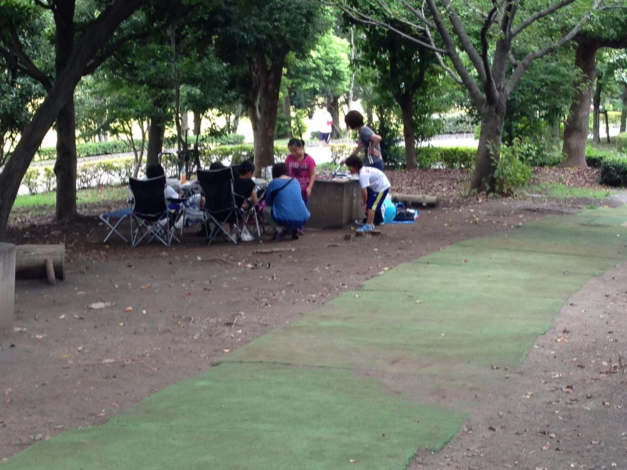 草加公園2