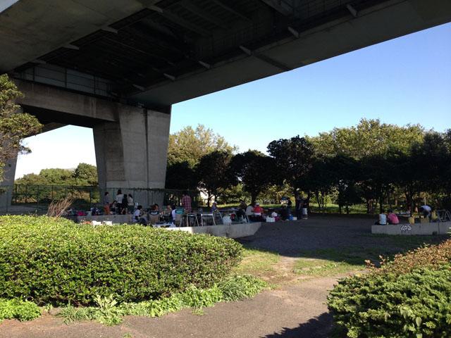 東海ふ頭公園2