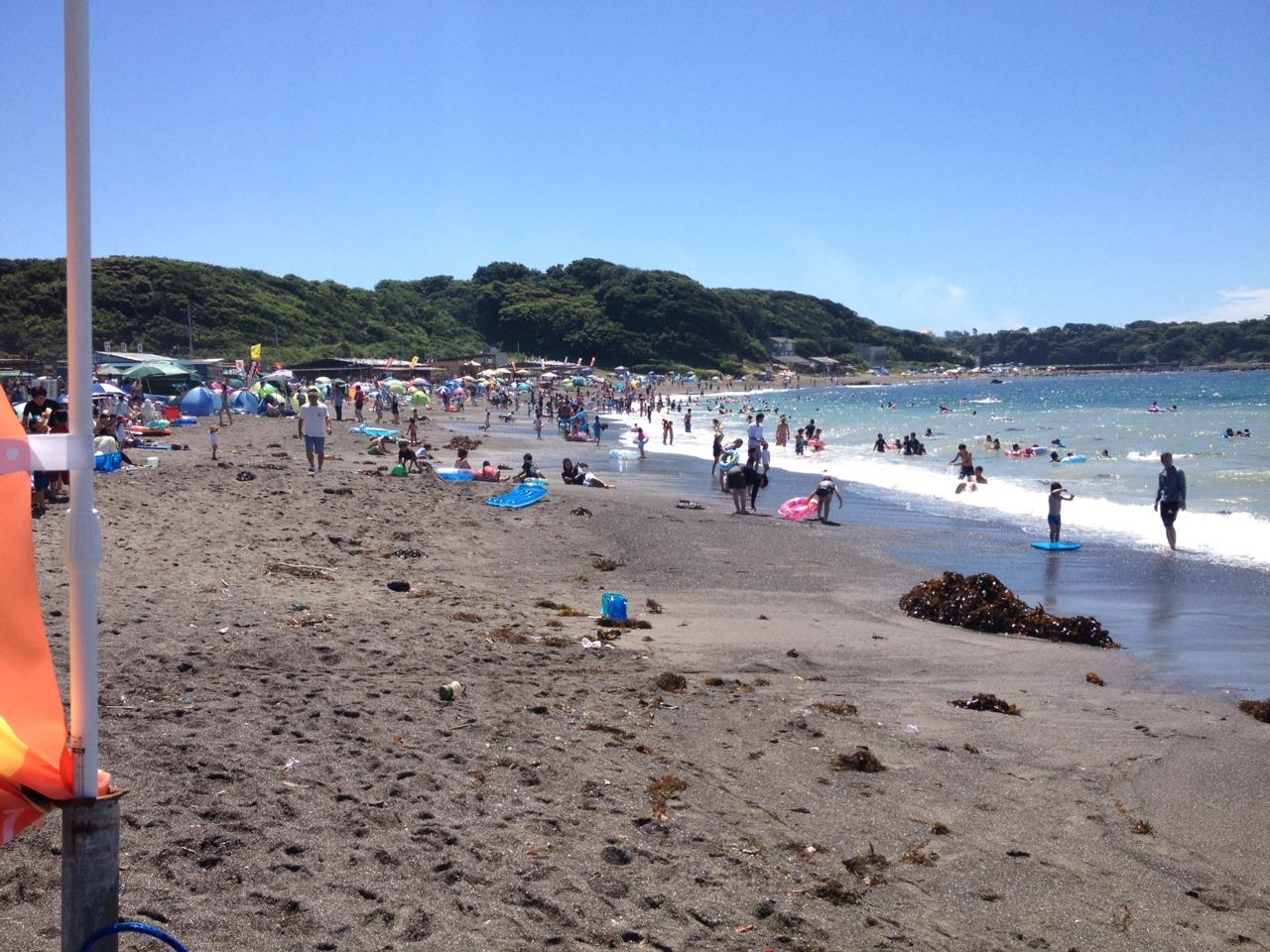 和田長浜海岸1