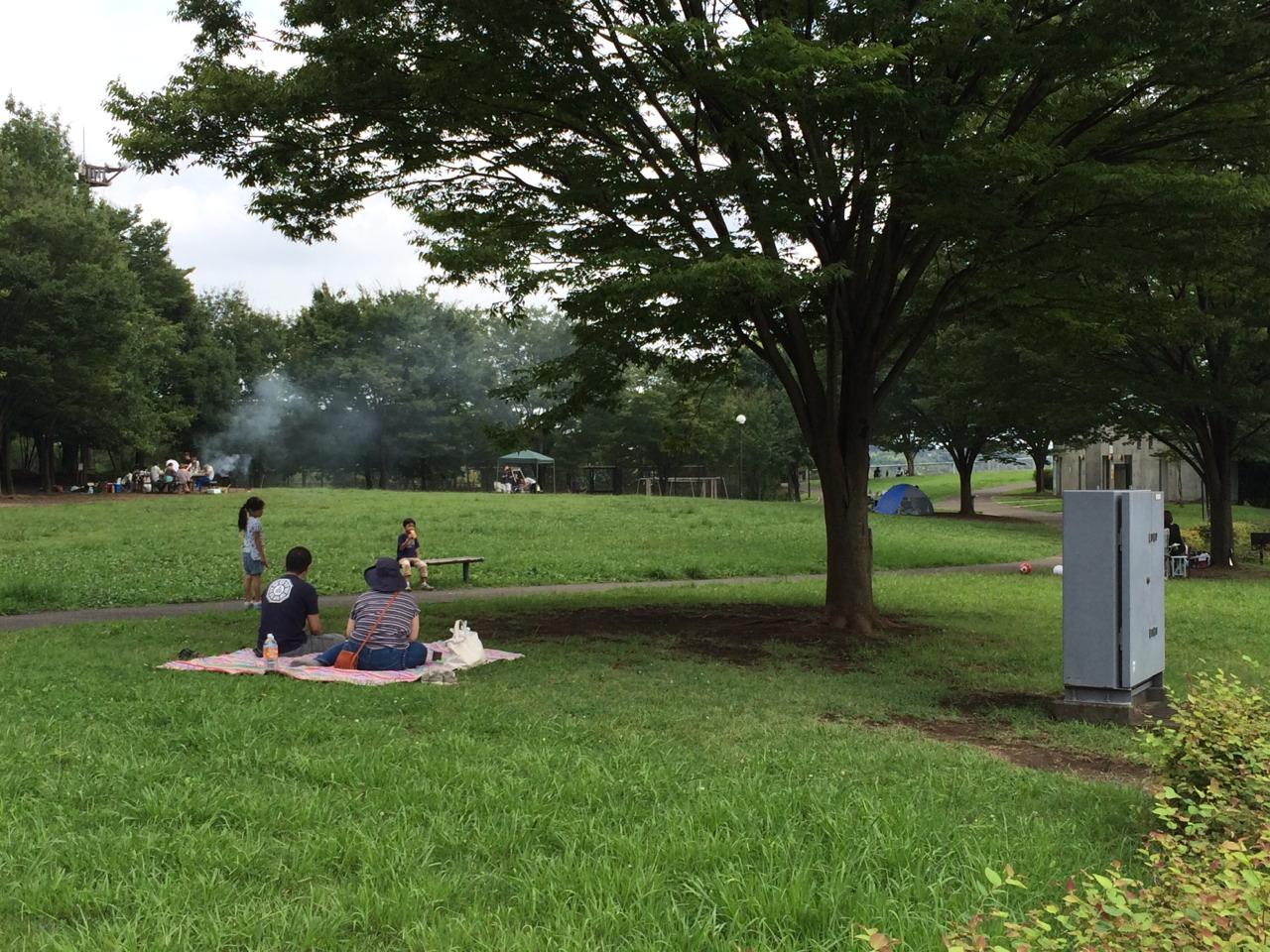 若葉台公園1