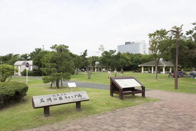 若洲海浜公園1