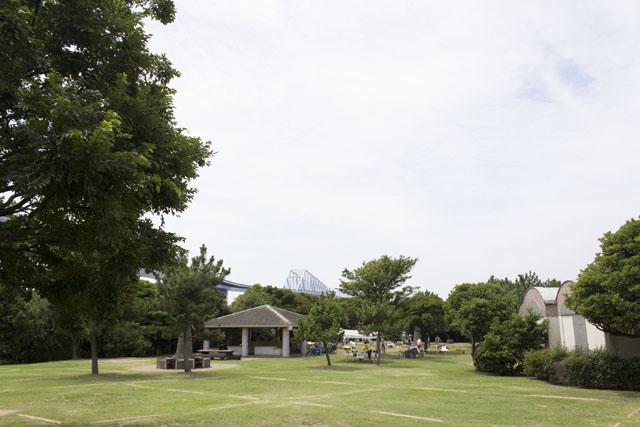 若洲海浜公園2